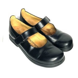 Birkenstock footprints Annapolis Mary Janes black